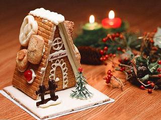 多维度的圣诞食品