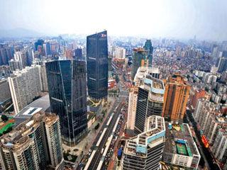 广州天河路商圈将进行规划升级 未来15年大变样