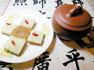 印尼风情 金银椰香木薯糕