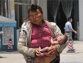 广州流浪女巷中分娩 医院救子奔走6公里