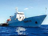 中国渔政310船黄岩岛护渔全记录
