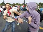 波兰俄罗斯赛前爆发球迷骚乱