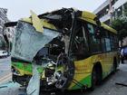 东莞失魂公交连撞3车致1死17伤