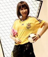 @c-蓝宝石少女 萌少女变足球宝贝
