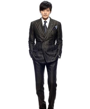 《绅士的品格》张东健领衔四大男主角时尚PK