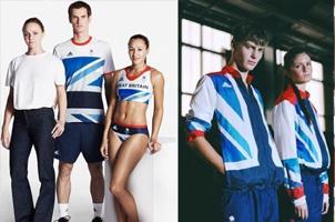 英国代表团官方服装品牌:史黛拉・麦卡特尼市场估价:850美元