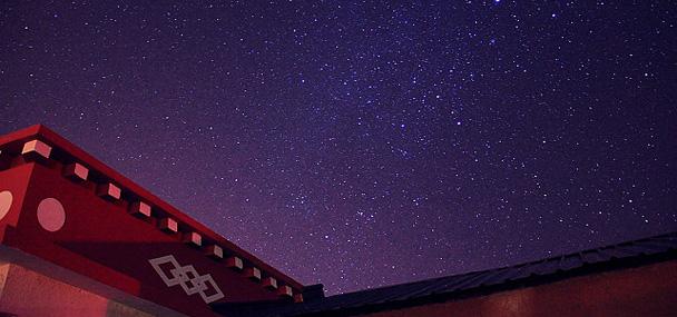 香格里拉:三寸天堂里的星星