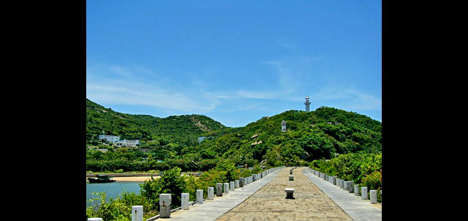 桂山岛:呼吸自由的风
