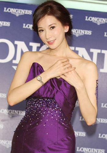林志玲的身材备受好评