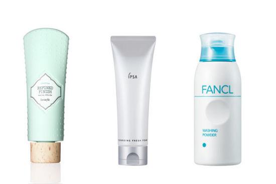 脸部清洁产品