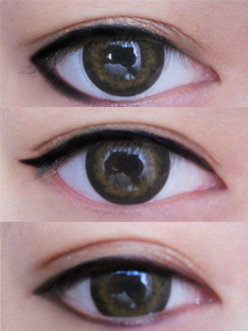 6款超实用眼线画法任你挑选