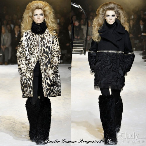 Moncler Gamme Rouge 2012秋冬