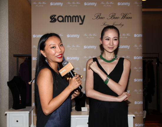 Bao Bao Wan Fine Jewelry 入驻Sammy时装王国