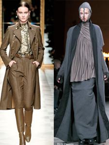 大衣季新主张 不爱羽绒服的理由