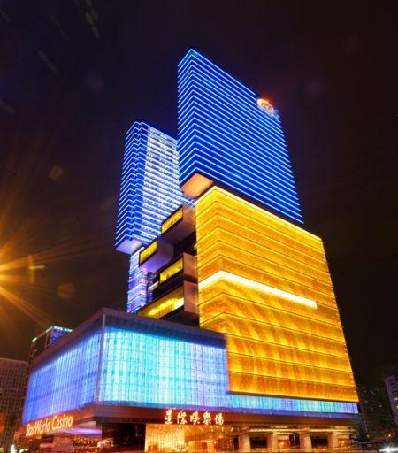 澳门星际酒店 美味散发光芒_叹世界
