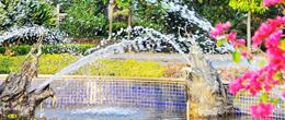 线路一:惠州龙门南昆山温泉大观园