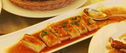 线路三:地派温泉惬意游 吃客家胡须鸡、酿豆腐