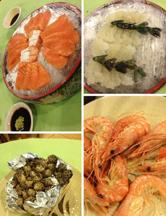 广州绝美海鲜宴