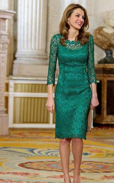 跟FashionIcon学穿衣:爱上那抹新鲜的绿