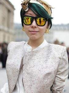 2013春夏流行趋势 墨镜品牌引领浮夸新潮流