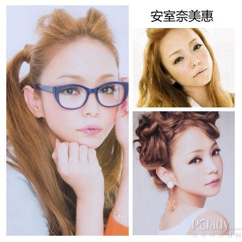 安室奈美惠频登封面 36岁保养堪比少女