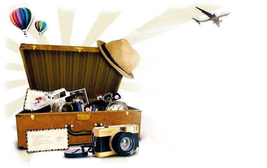 飞机落地之后,托运行李由于多方面原因,可能会出现行李箱有时这里扁