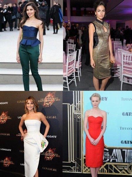 美媒评选最美20代新星好莱坞时尚圈重洗牌