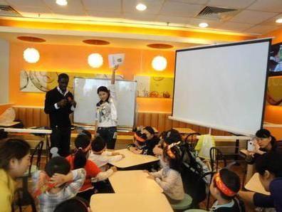 昆明欧文儿童英语培训机构 让孩子感知多元化世界
