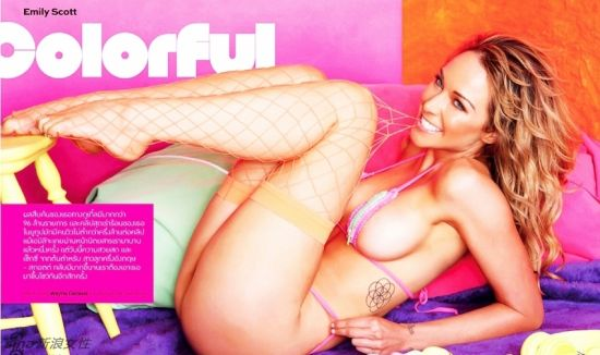 澳洲性感女神网袜诱惑半裸出镜