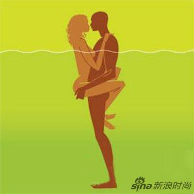 真人示范新花样水中性爱姿势27式详解