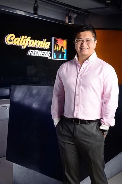 加州健身首席运营总监Rocky CHOW