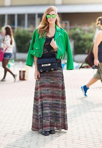 最新欧美潮人时尚街拍