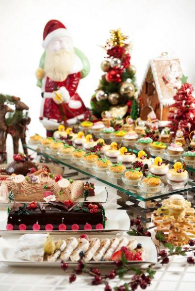 澳门银河圣诞自助餐