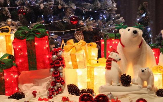 悦享圣诞欢乐季 甜蜜亲子聚餐的好去处