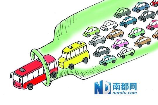 交通设备接线图