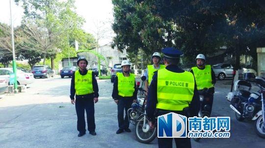 警民互助建立治安联防机制