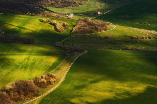 神奇地球村 世界各地风景摄影赏析
