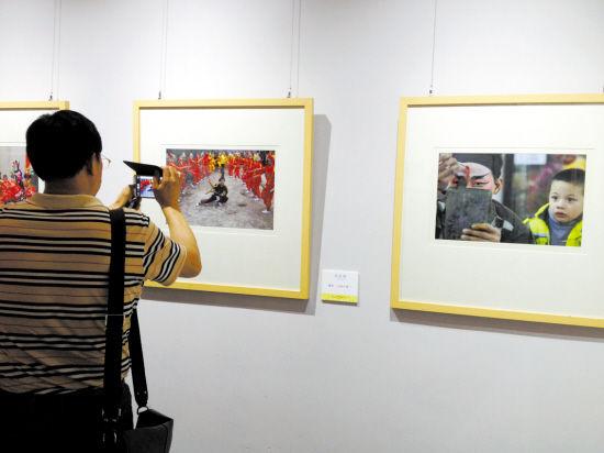 珠海中日摄影展:看日本人镜头下潮汕民俗|摄影