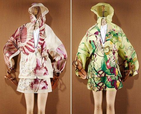 Prada携手丹佛街集市 再推2008春季系列