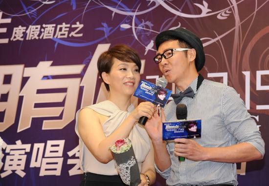 陈明7月广州开个唱 回梦快乐老家