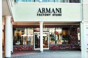 Armani工厂店