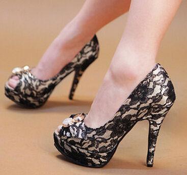 穿高跟鞋易导致浮趾