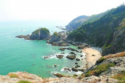 惠州大亚湾大辣甲岛 名列广东十大美丽海岛