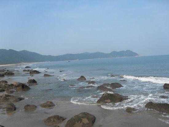 去珠海我选择荷包岛 由失望到惬意的旅途