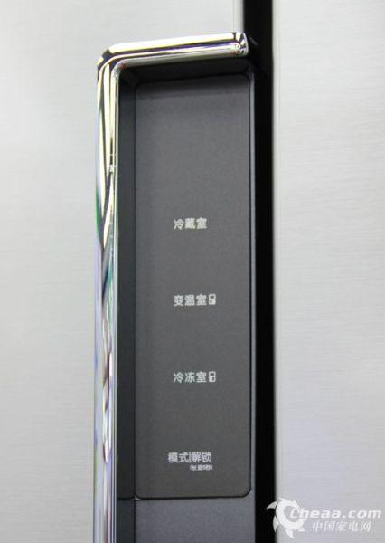 容声bcd-439wkk1fym冰箱控制面板