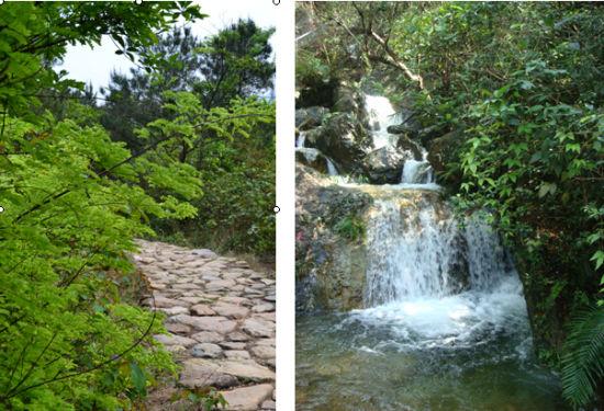 牛鱼嘴原始生态风景区位于清远市区东城生态旅游发展