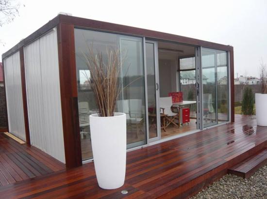 集装箱改造成房子也可以高大上