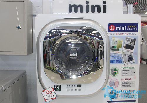 大宇xqg30-881d洗衣机外观