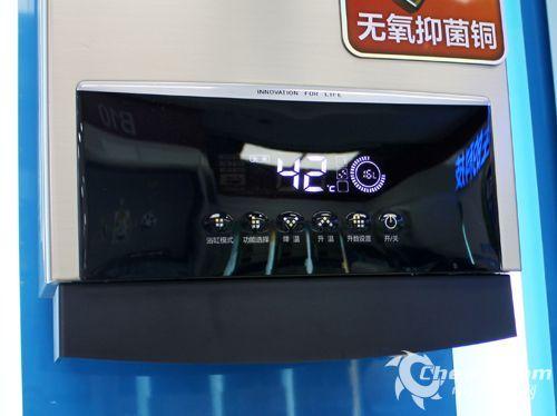 美的jsq30-16hg6燃气热水器