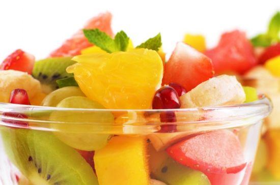 神奇的水果减肥食谱 7天重塑S曲线